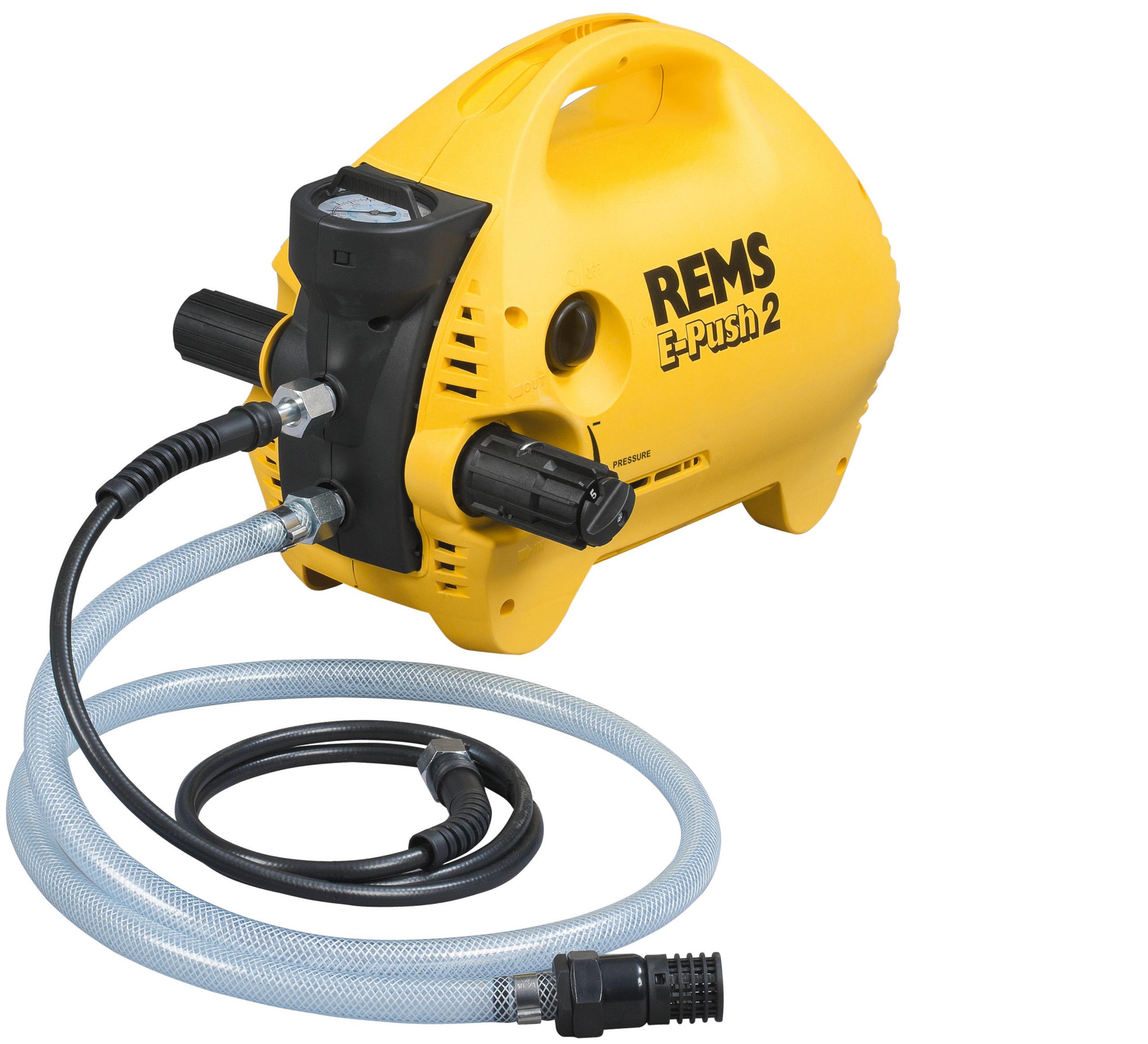 <br/>REMS E-Push 2