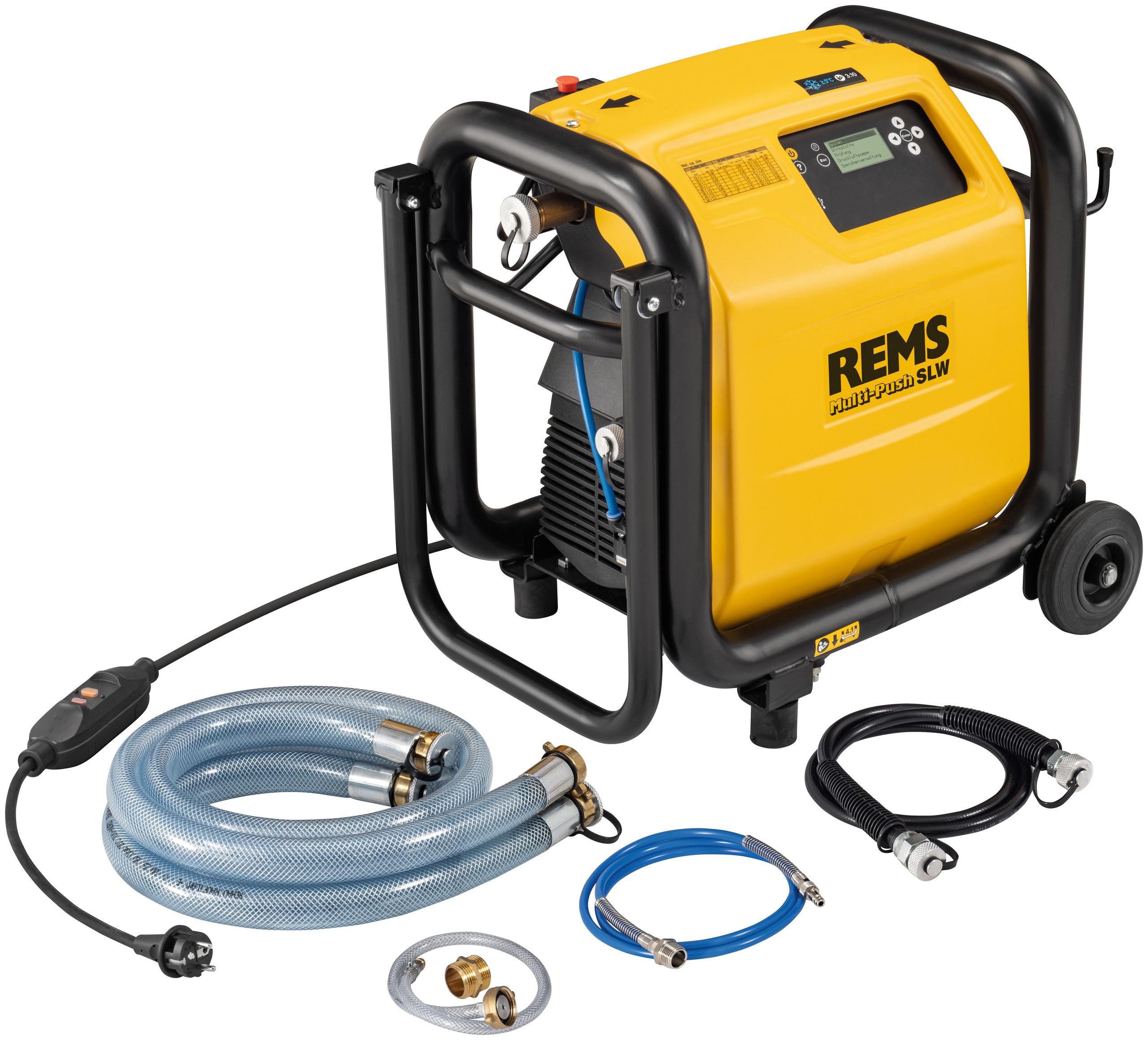 <br/>REMS Multi-Push SLW Set