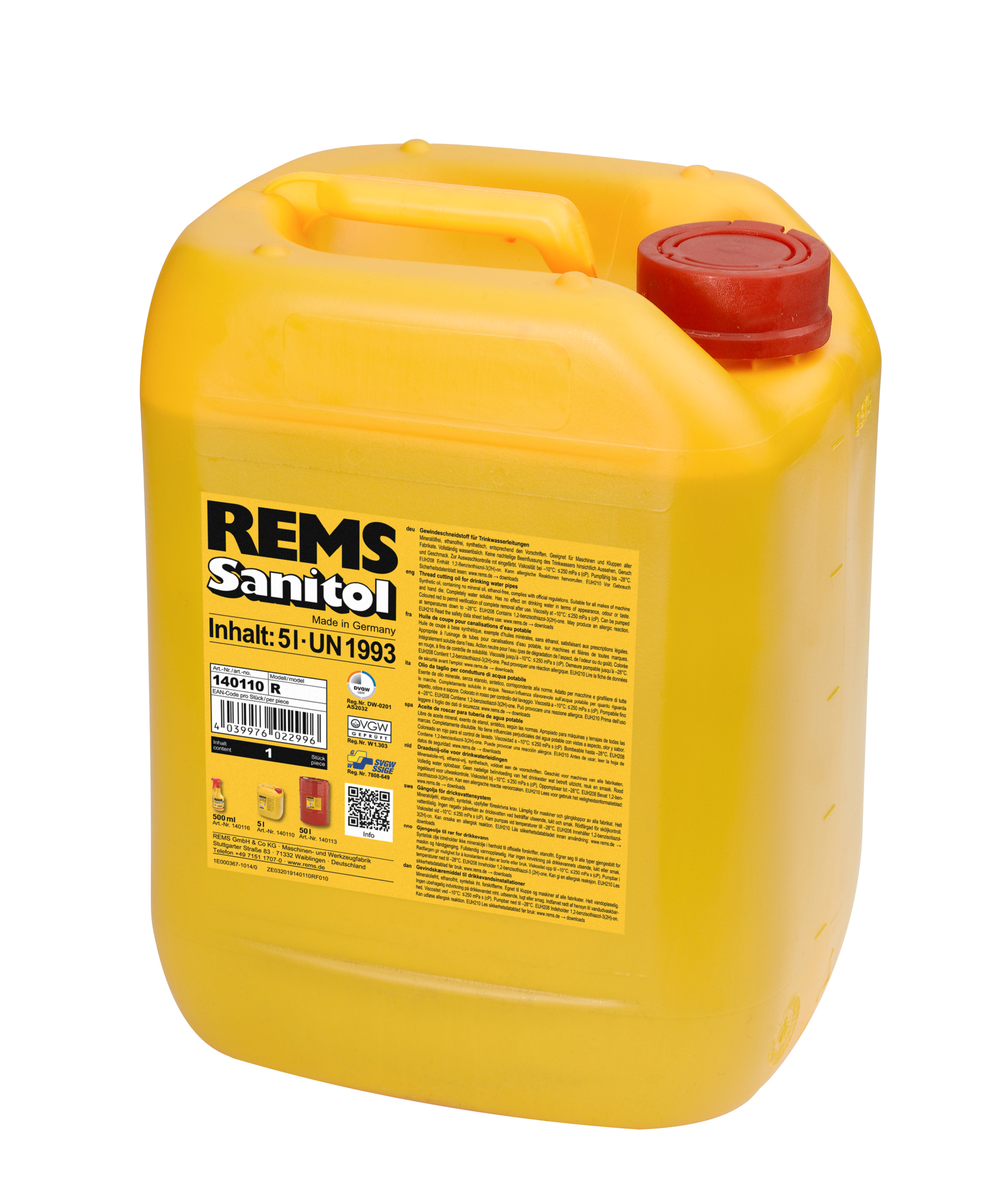 <br/>REMS Sanitol