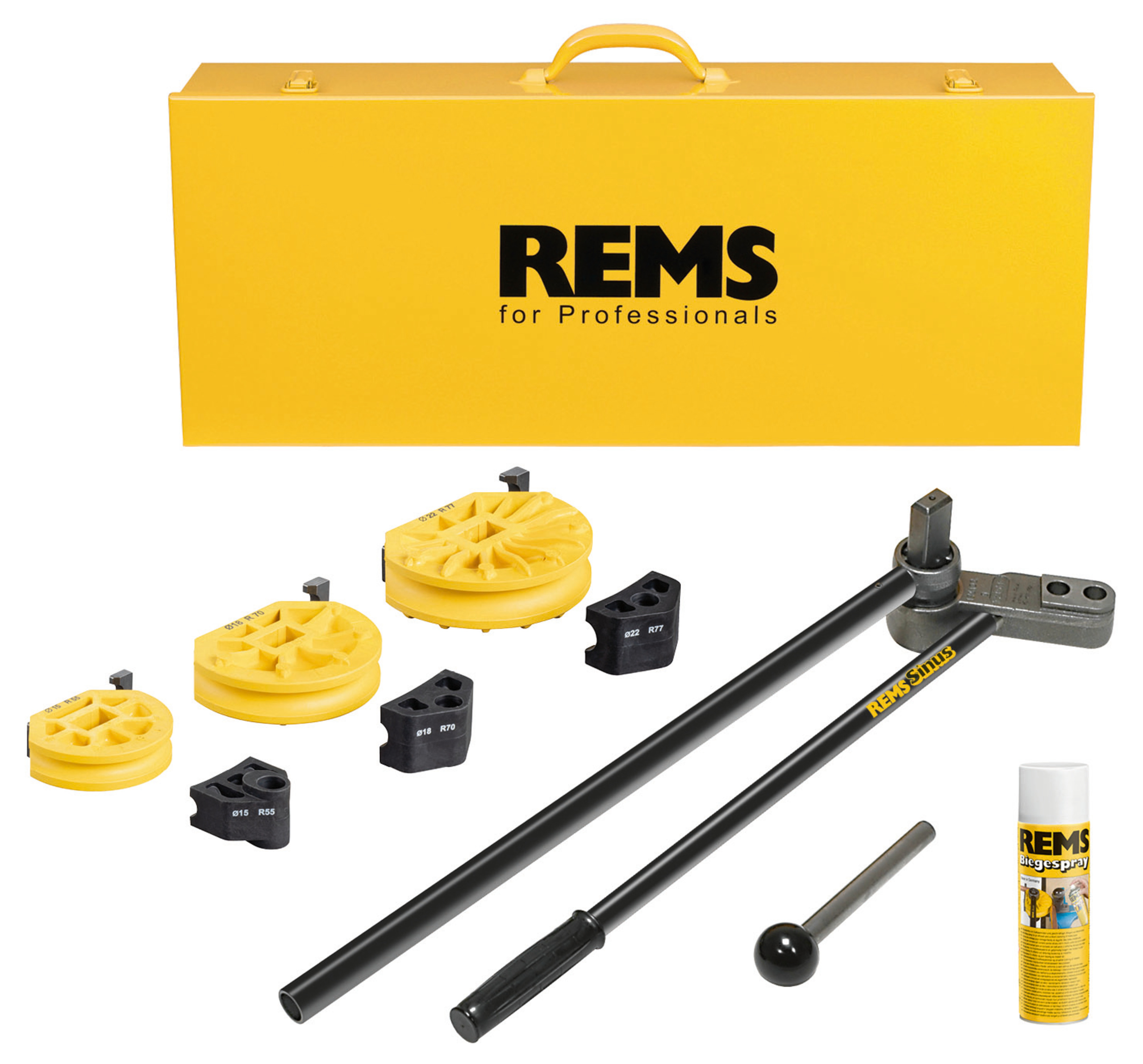 <br/>REMS Sinus Set 15-18-22