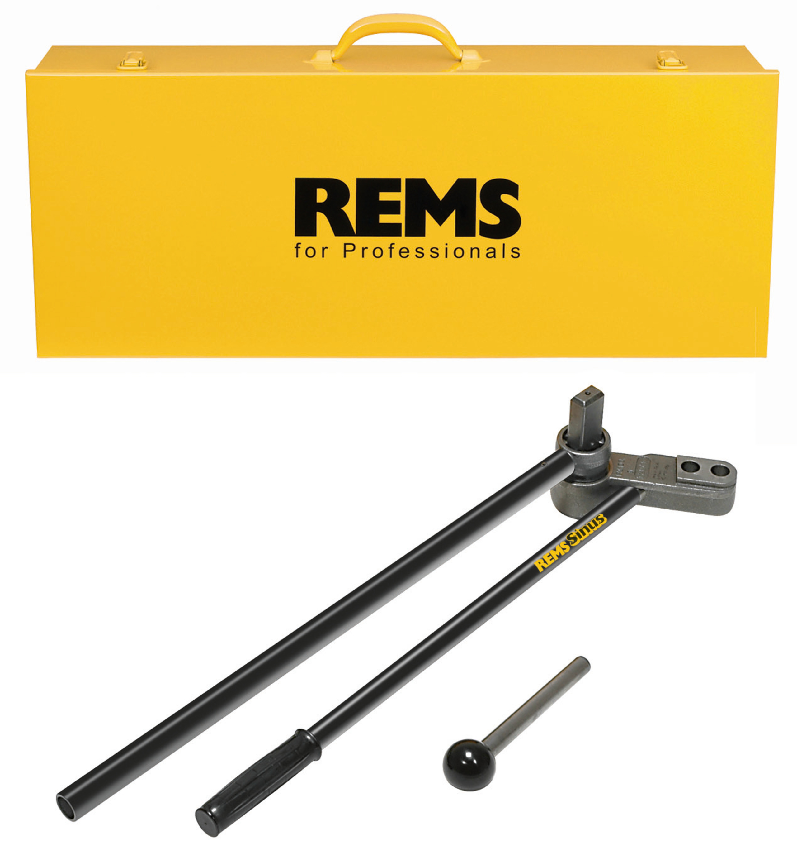 <br/>REMS Sinus Basic Pack