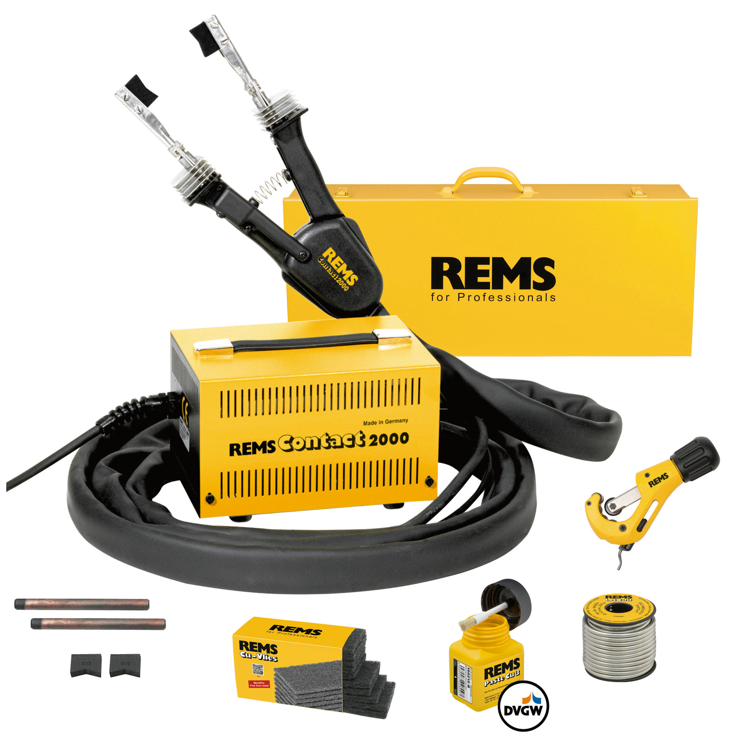 <br/>REMS Contact 2000 Super-Pack