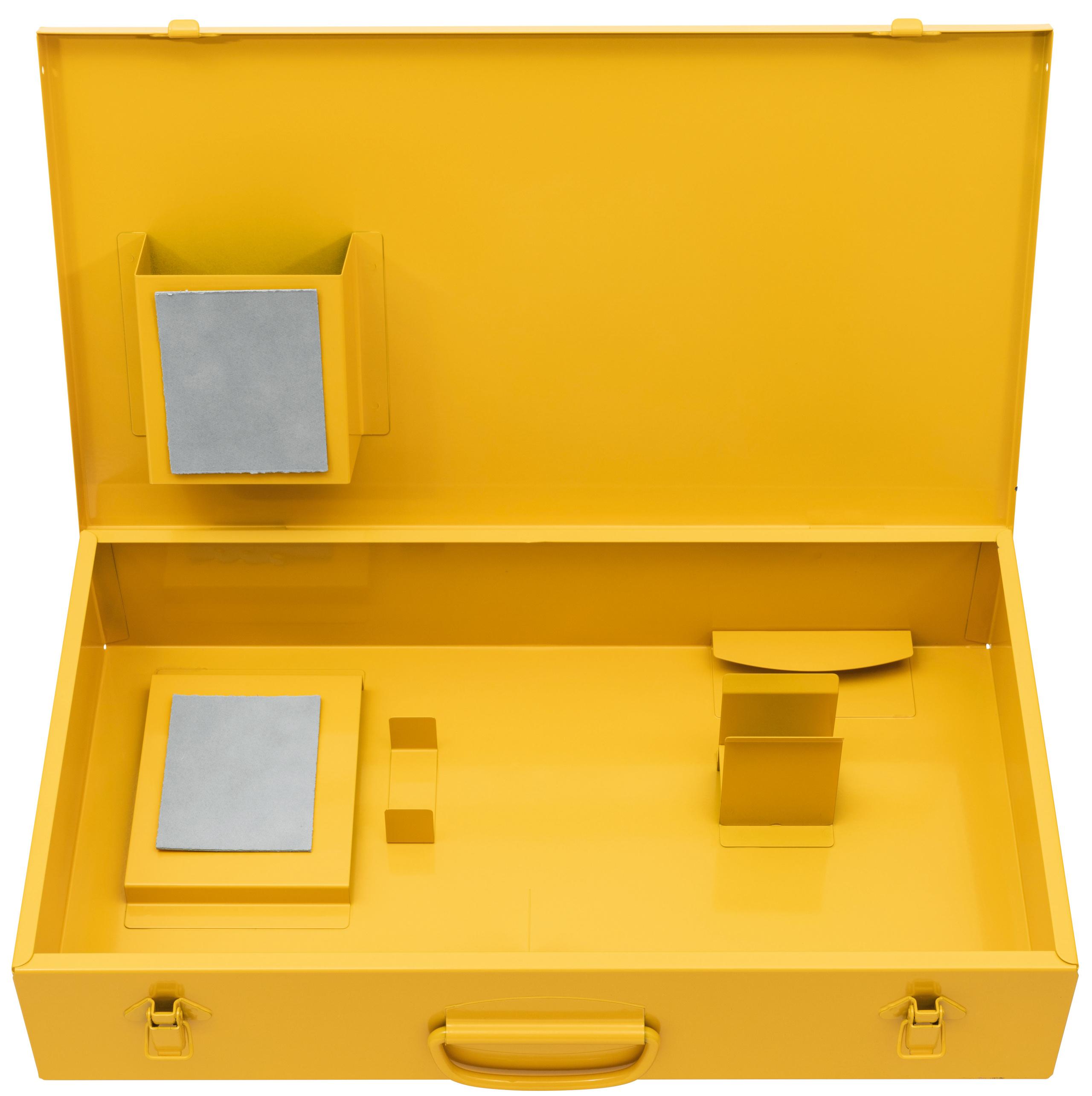 <br/>Steel case REMS SSG 110