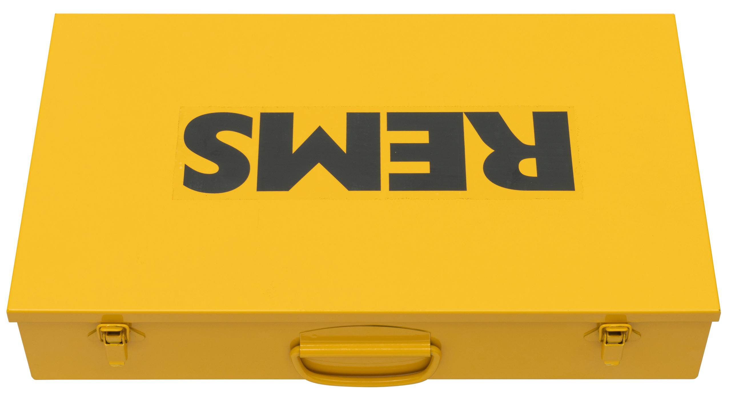 <br/>Steel case REMS SSG 180