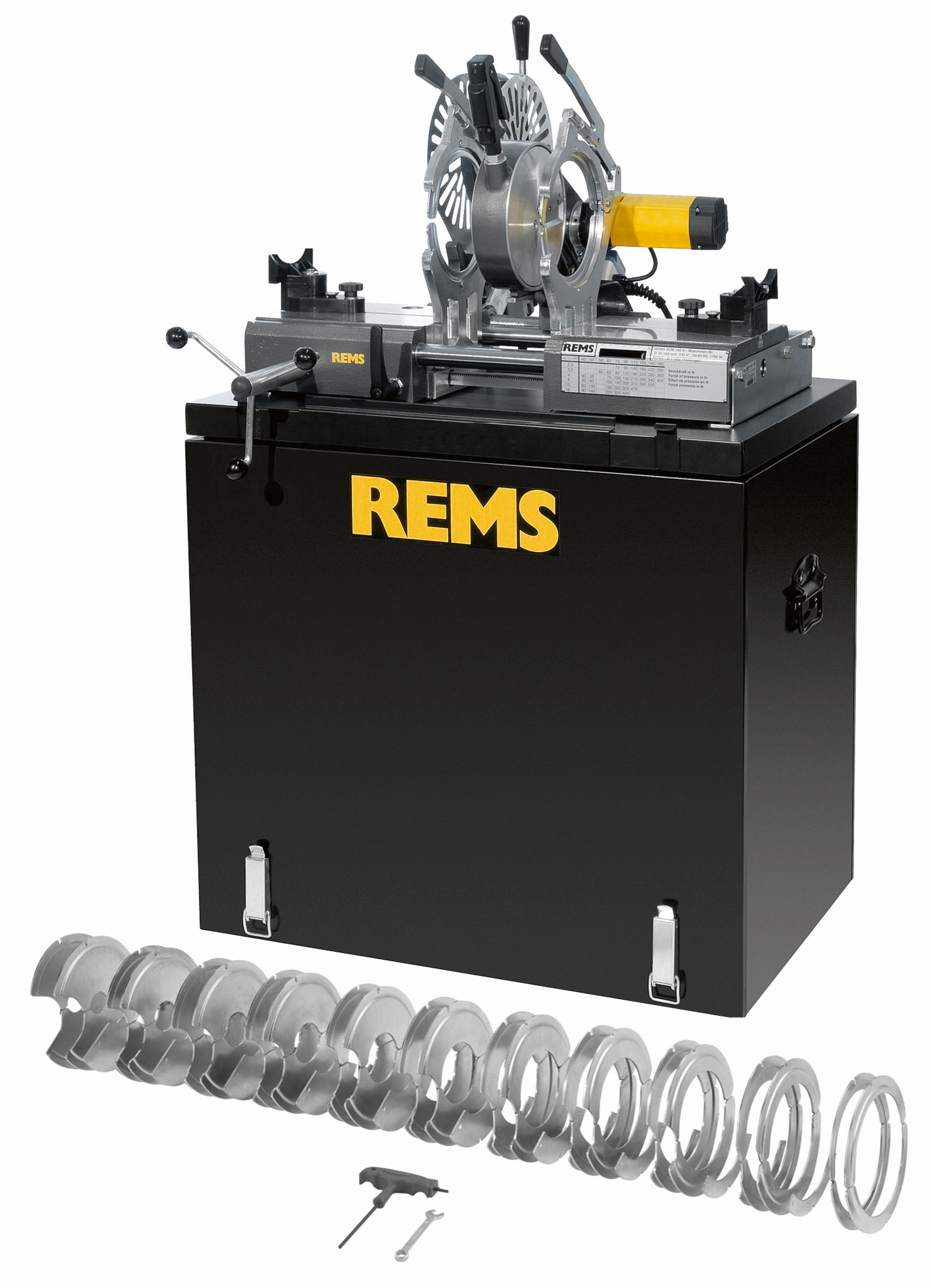 <br/>REMS SSM 160 KS