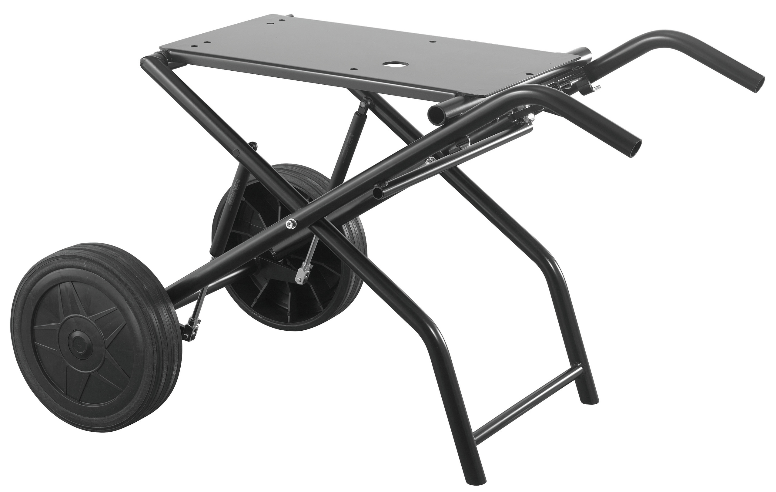 <br/>Collapsible wheel stand