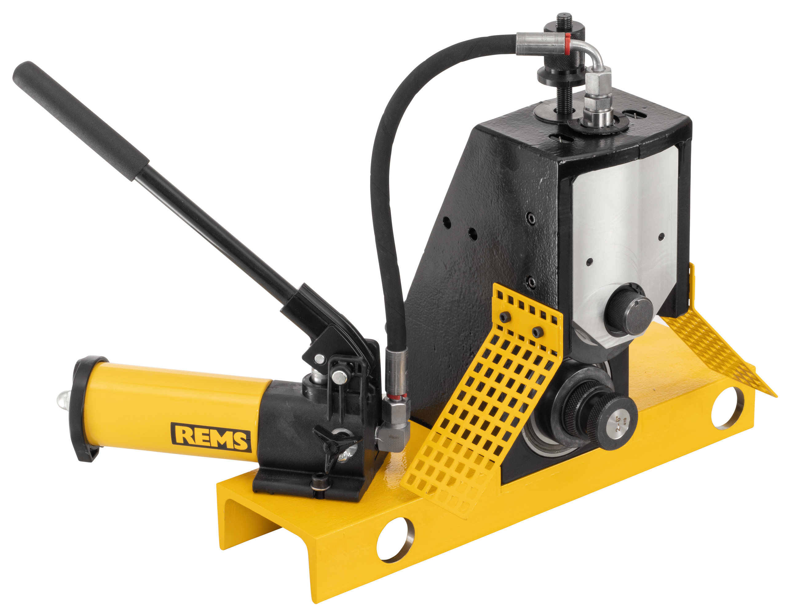 <br/>Roll grooving attachment R300