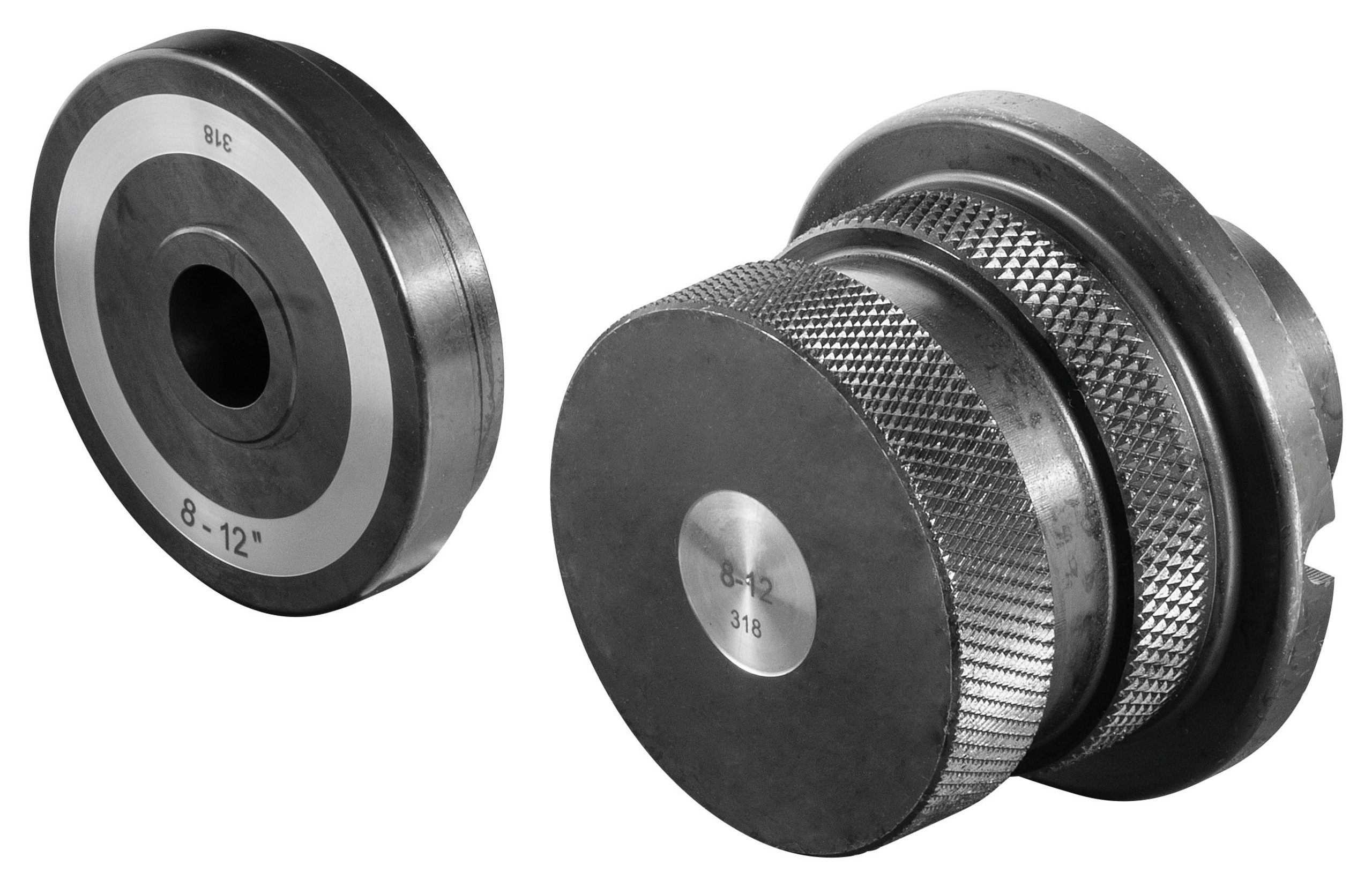 <br/>Grooving rollers 8 - 12