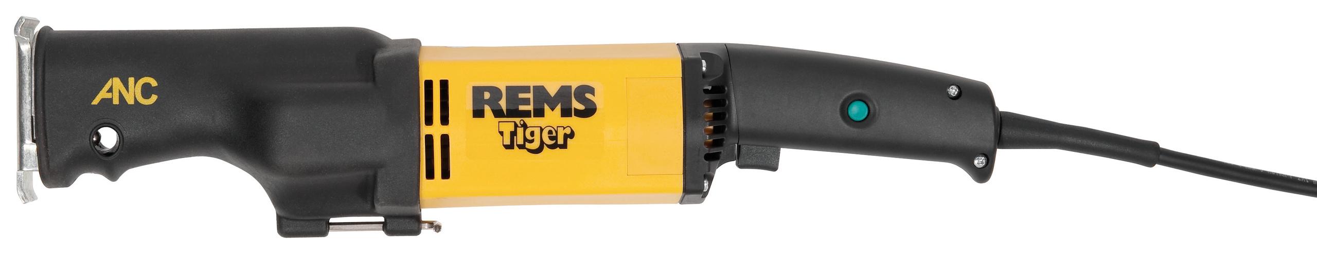 <br/>REMS Tiger ANC mach. entr.
