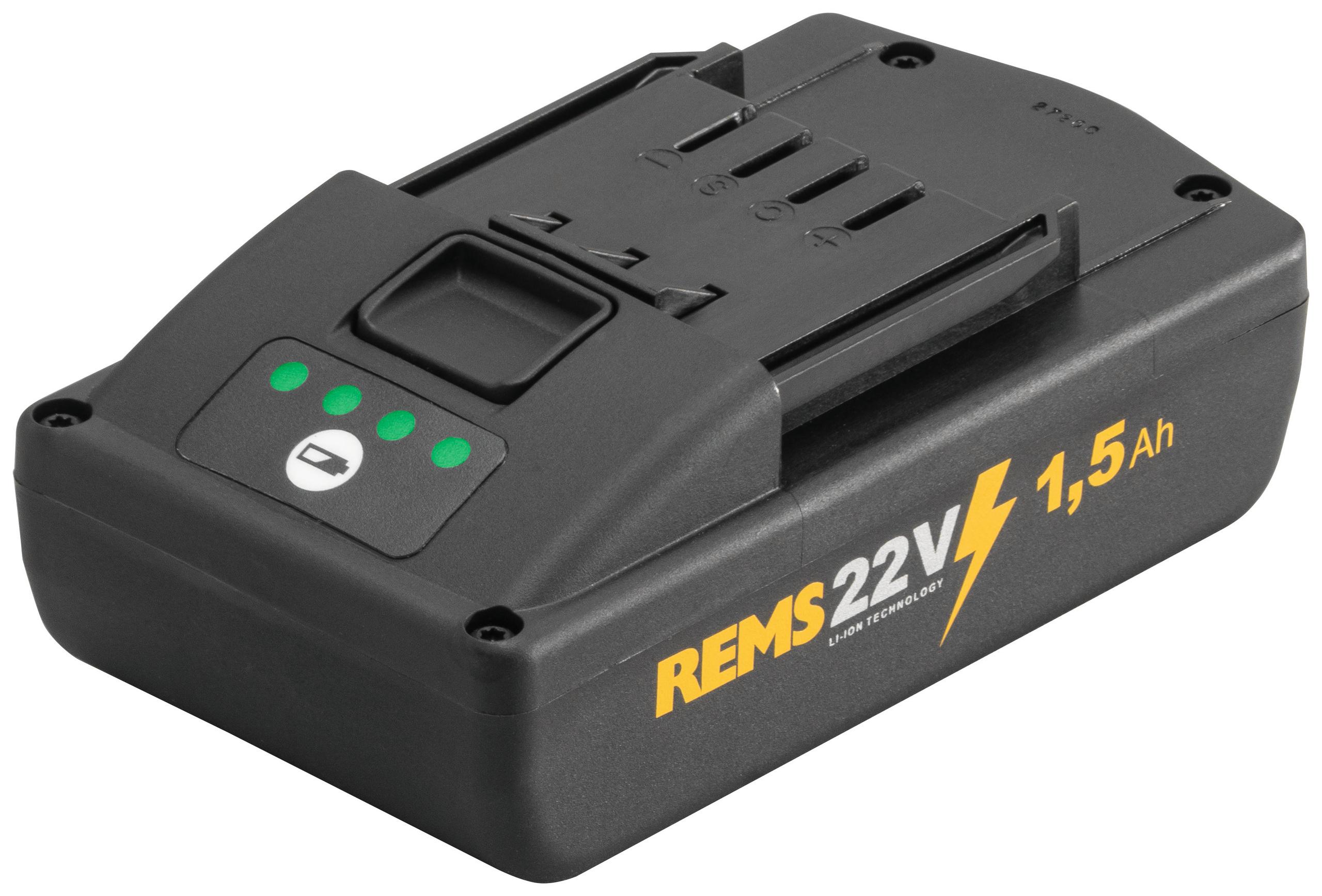 <br/>Battery Li-Ion 21.6V  1.5Ah