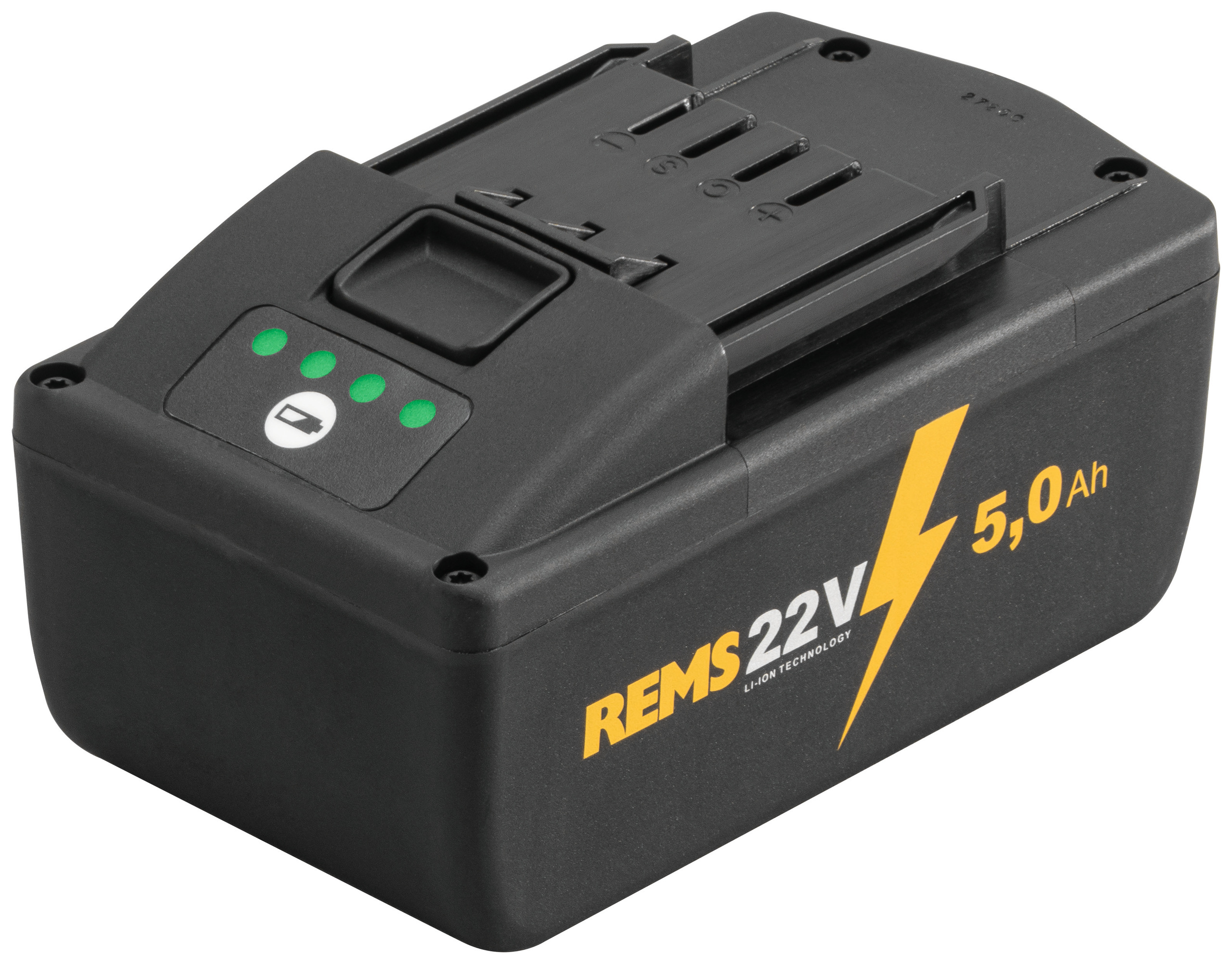 <br/>21.6V  5.0Ah Li-Ion battery