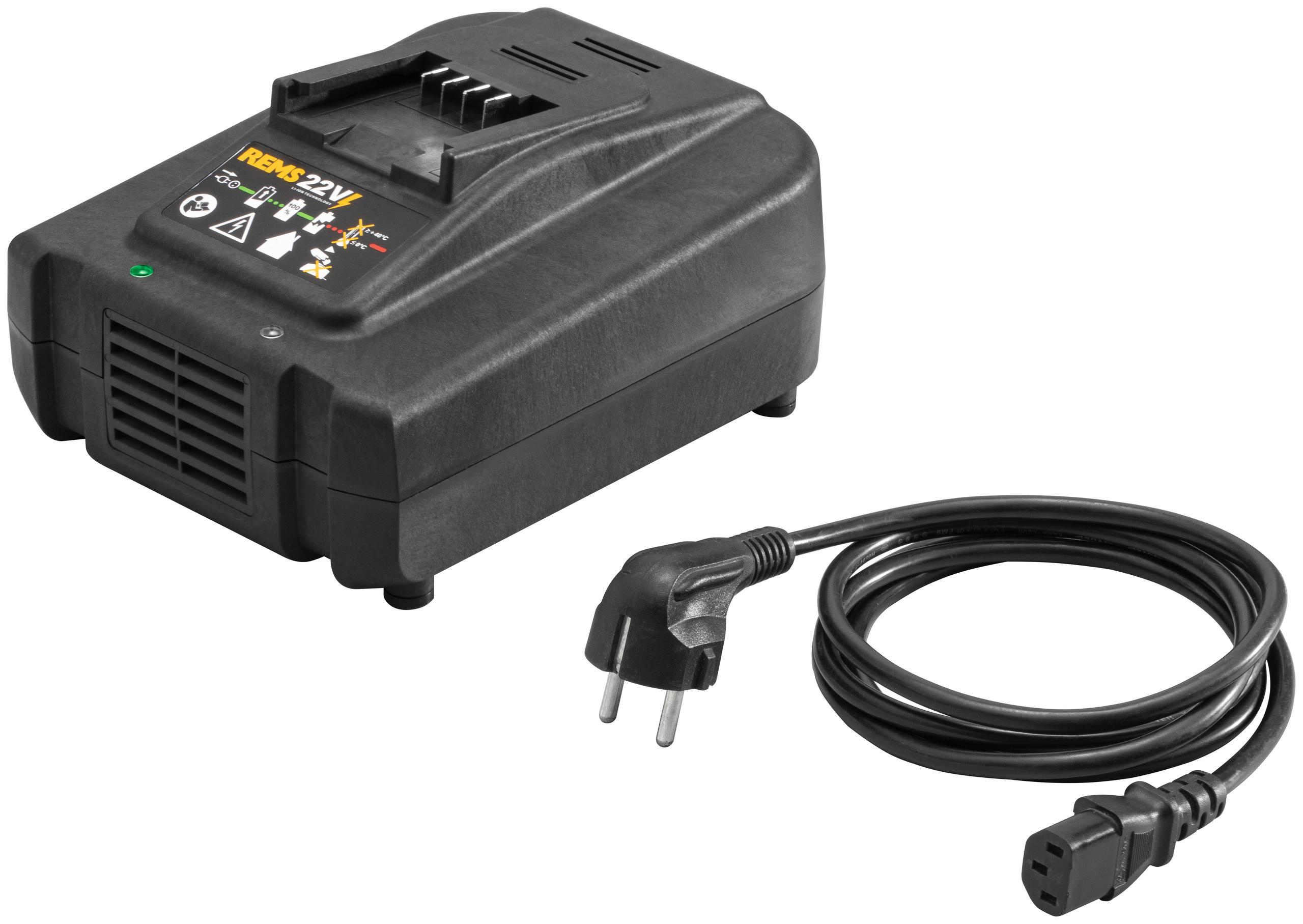 <br/>Rapid charger Li-Ion 22V  290W