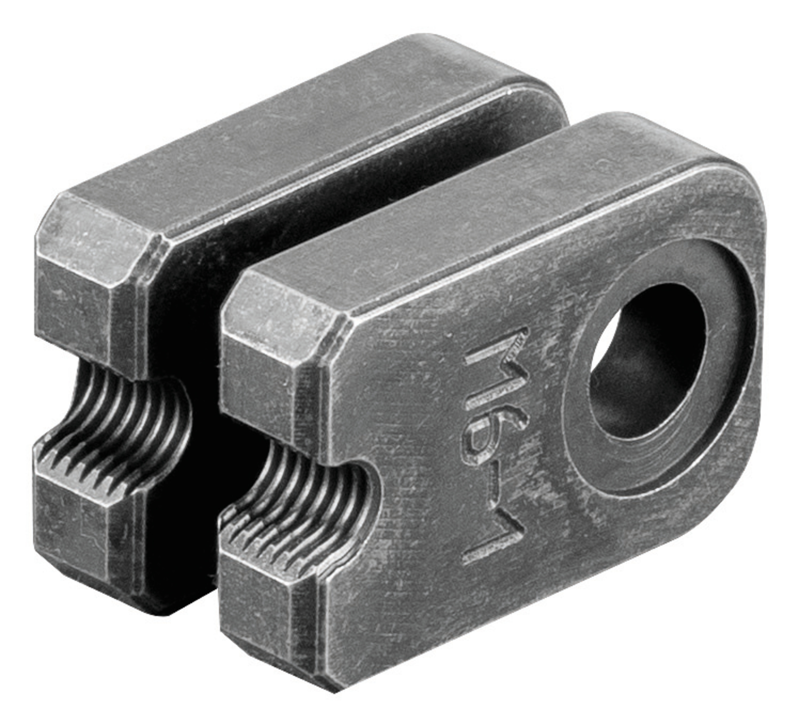 <br/>Cropping inserts M 6  pair