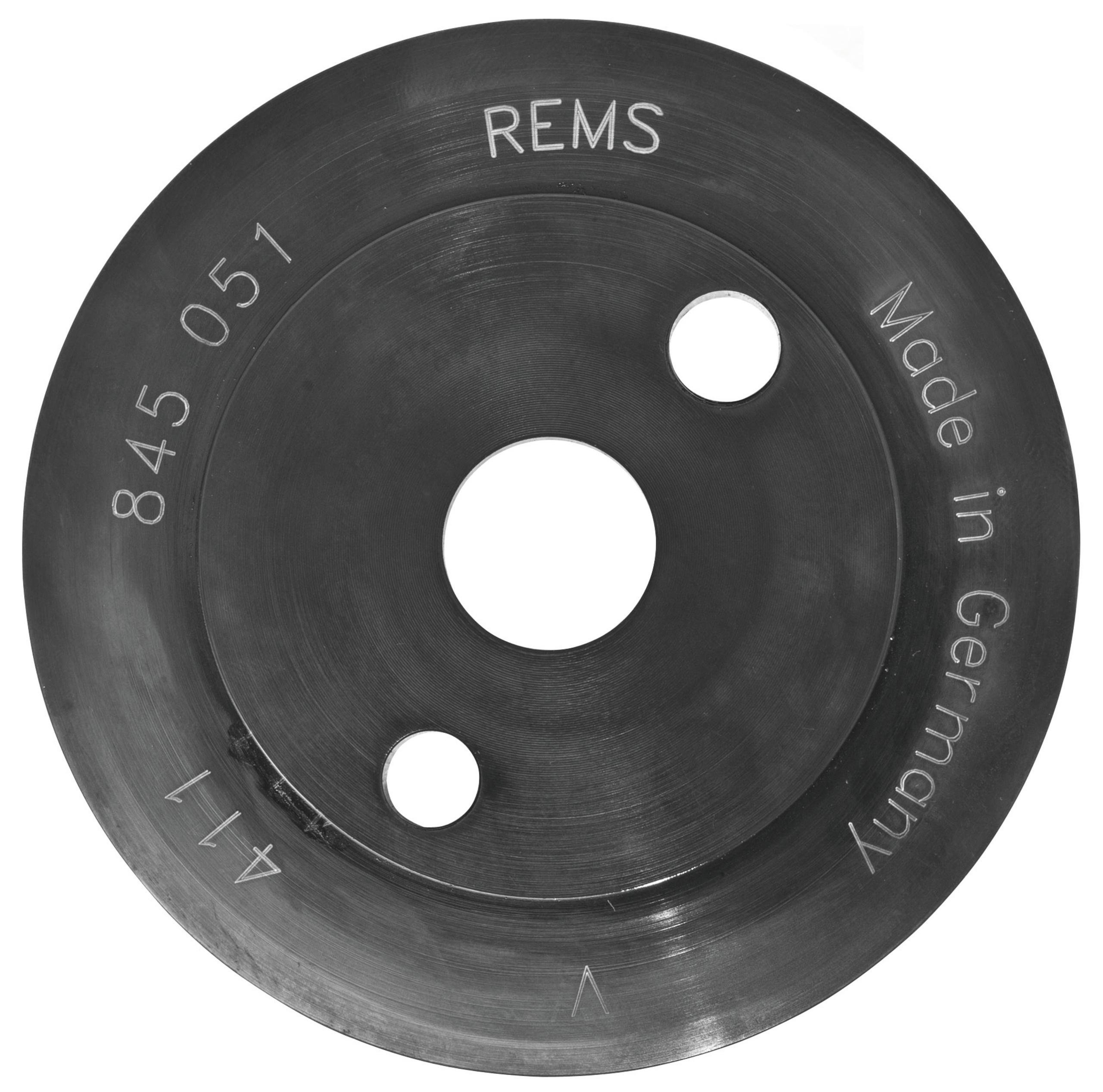 <br/>REMS cutter wheel V