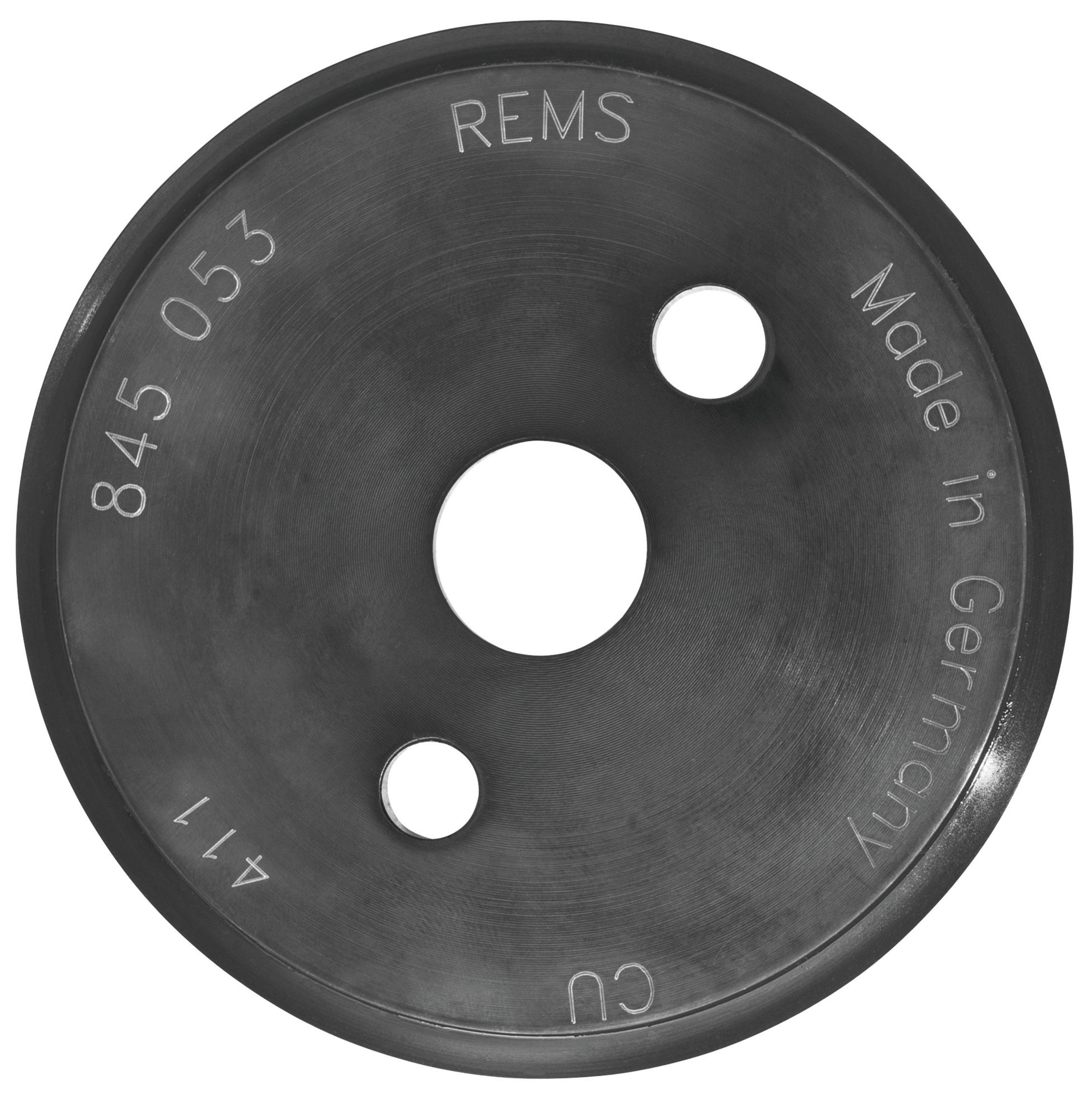 <br/>REMS cutter wheel Cu