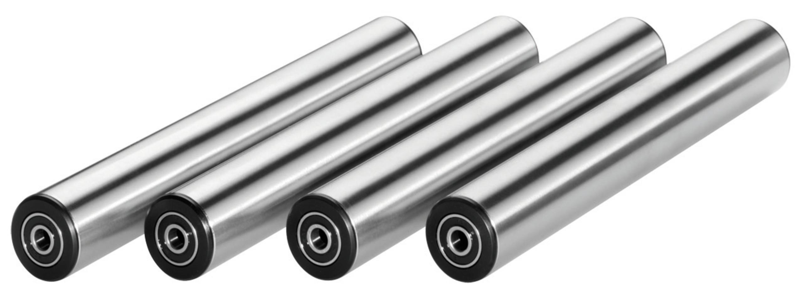 <br/>Roller INOX pack of 4