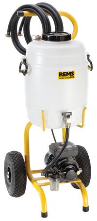 <br/>REMS Solar-Push I 80