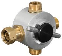 Change flow direction valve