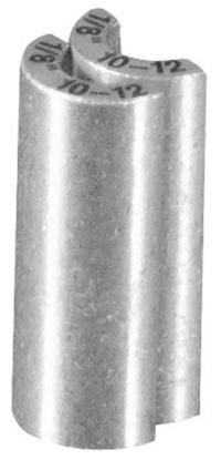 <br/>Einsatz 1/8'',10,12mm, 2er-P