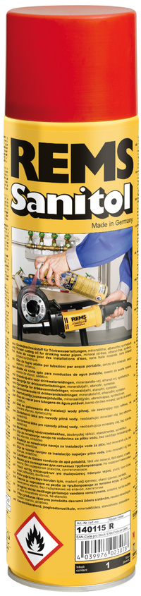 <br/>REMS Sanitol Spray