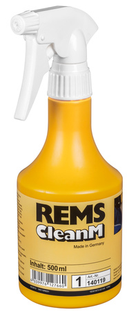 <br/>REMS CleanM