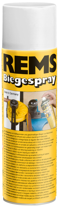 <br/>REMS Spray de cintrage