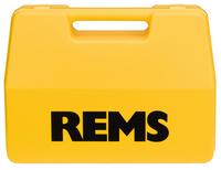 <br/>Koffer REMS