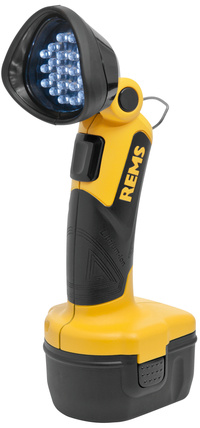 REMS cordless LED lamp