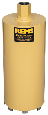 <br/>REMS TDKB LS 152x320xUNC 1 1/4