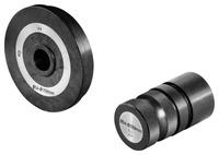 <br/>Nutrollen Cu 54-159 mm, Paar