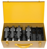 <br/>Press. tongs set H 16-20-26-32