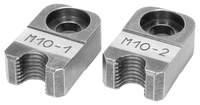 Cropping inserts M 10  pair