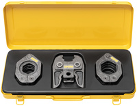 Steel case with insert