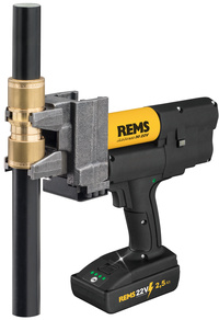 REMS Ax-Press 30 maskine