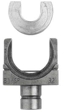 Presskopf Basic 32, 2er-Pack,