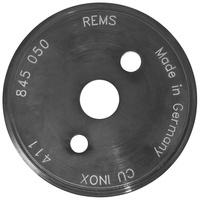 <br/>REMS cutter wheel Cu-INOX