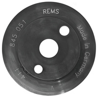 <br/>REMS cutter wheel V