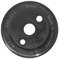 <br/>REMS cutter wheel St