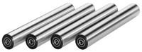 <br/>Roller INOX pack of 4