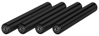 <br/>Rollers polyamide pack of 4