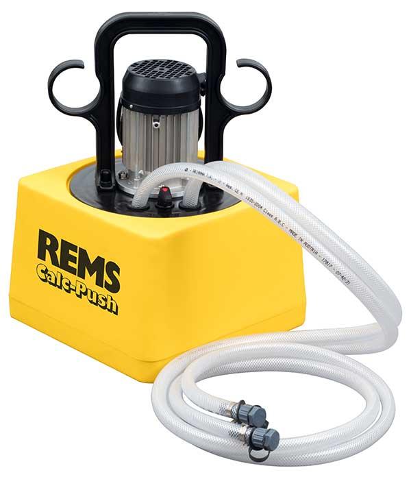 REMS Calc-Push - Elektrische Entkalkungspumpe