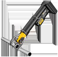 ACC Radialpresse Pressmaschine Presszange SE Unterschied REMS Power Press E