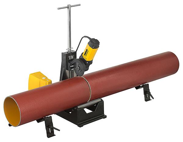 Rems duecento pipe cutting machine