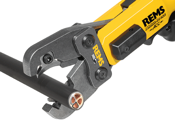 REMS cable shear