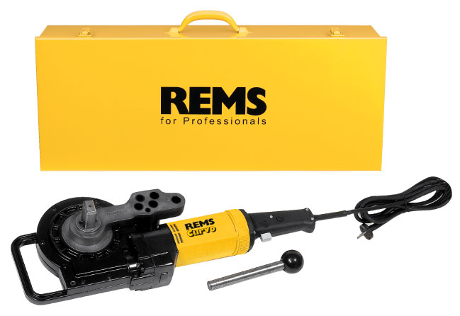 Rems Curvo Electric Pipe And Tube Bender