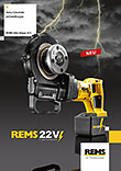 REMS Mini-Press S 22 V ACC